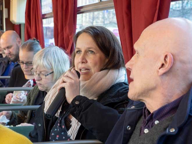 Dan Koivulaakso (vas.), Anna Vuorjoki (vas.), Kati Juva (vihr.), Veronika Honkasalo (vas.) ja Thomas Wallgren (sd.).