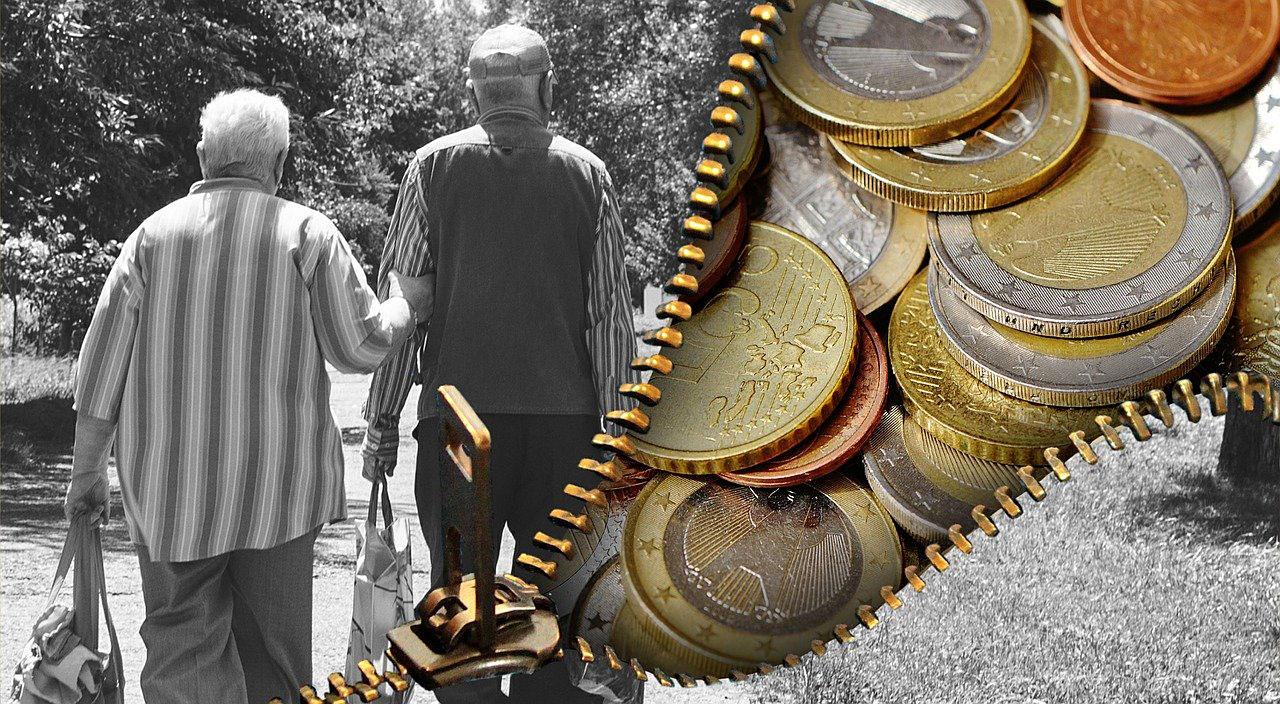 Vanhukset ja rahaa