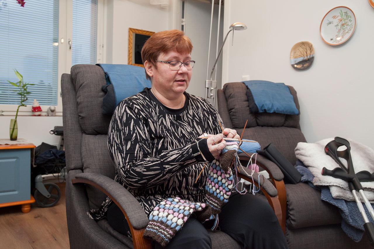 Nokialainen Tanja Hakala haluaa vammaisasiavaltuutetun