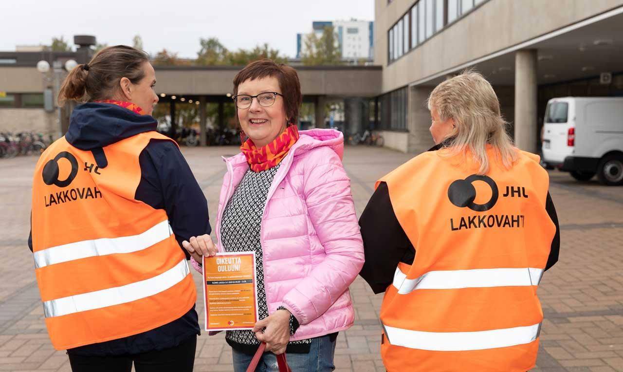 Oulun lakkovahdit
