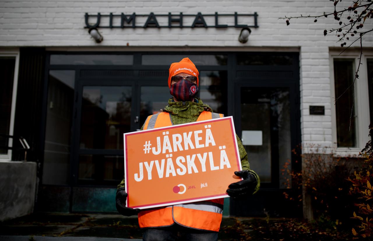 Lakkovahti Ilkka Lahti