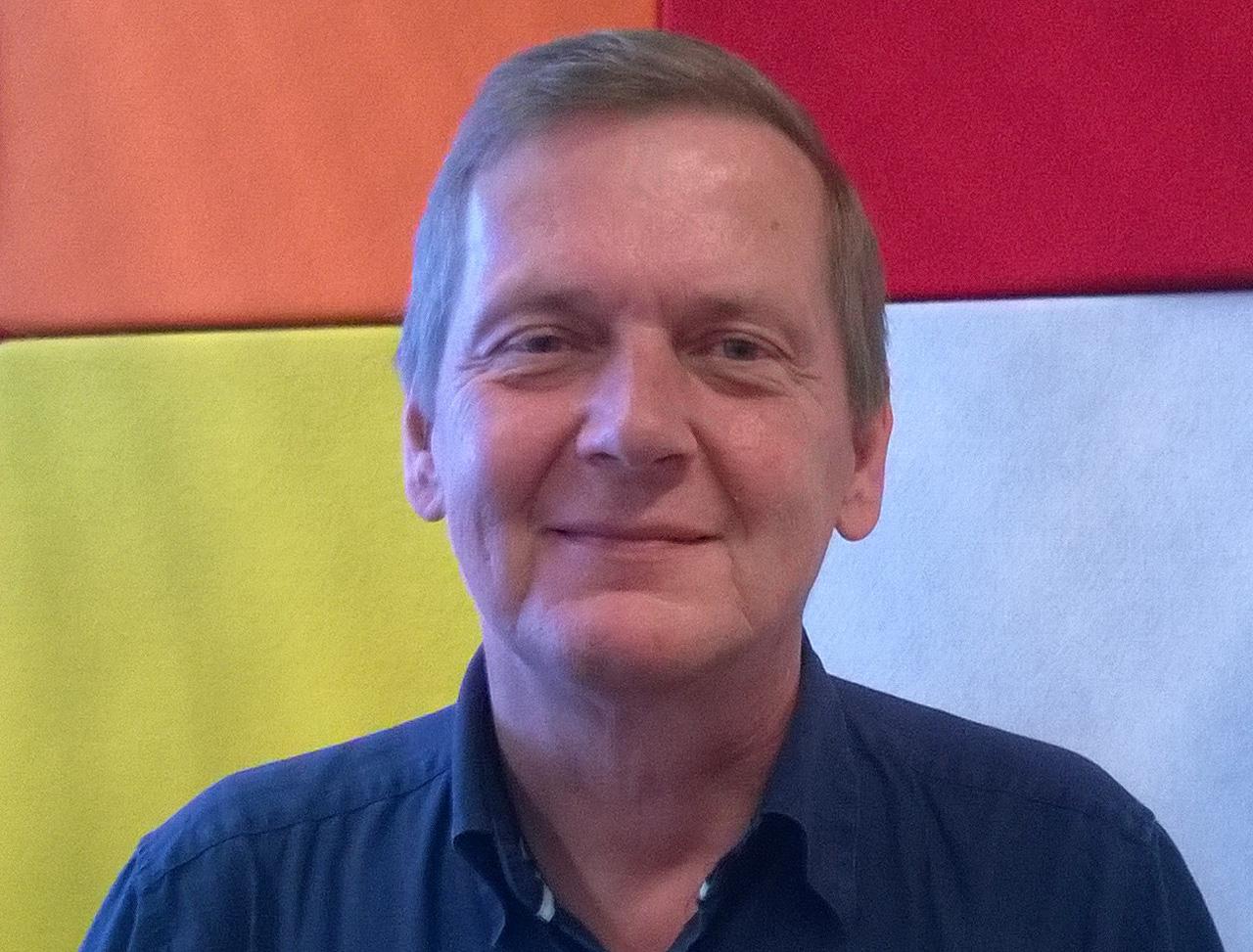 pääluottamusmies Jukka Sevon