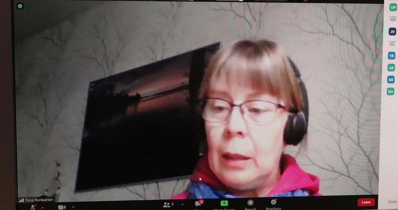 Tiina Ronkainen