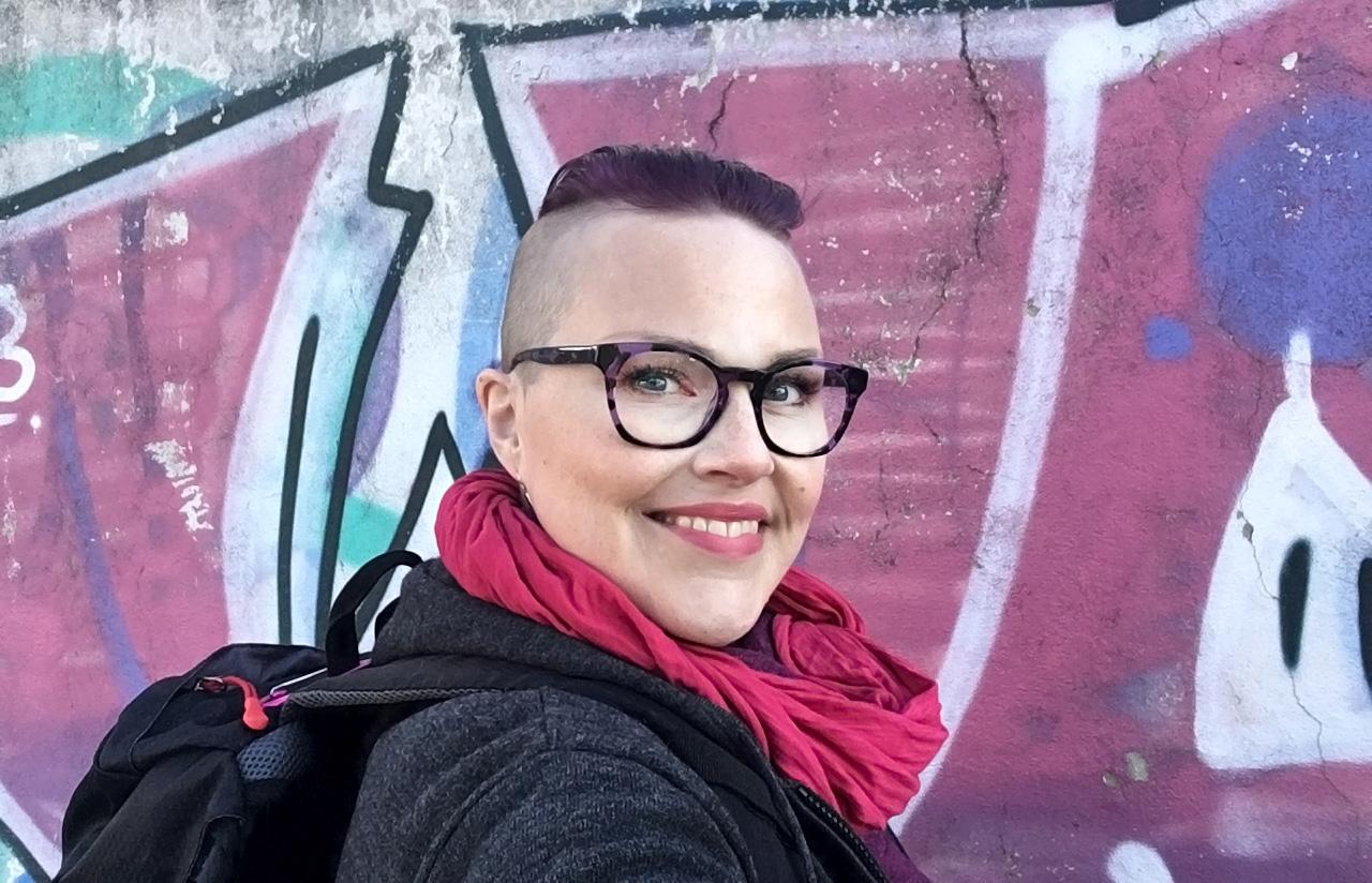 KoKoA ry:n puheenjohtaja Riikka Nieminen