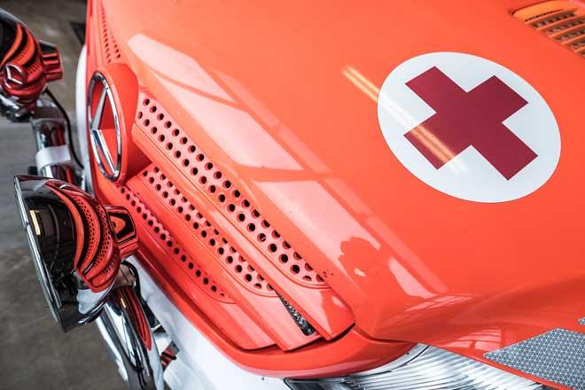palo-pelastusauton nokkapelti