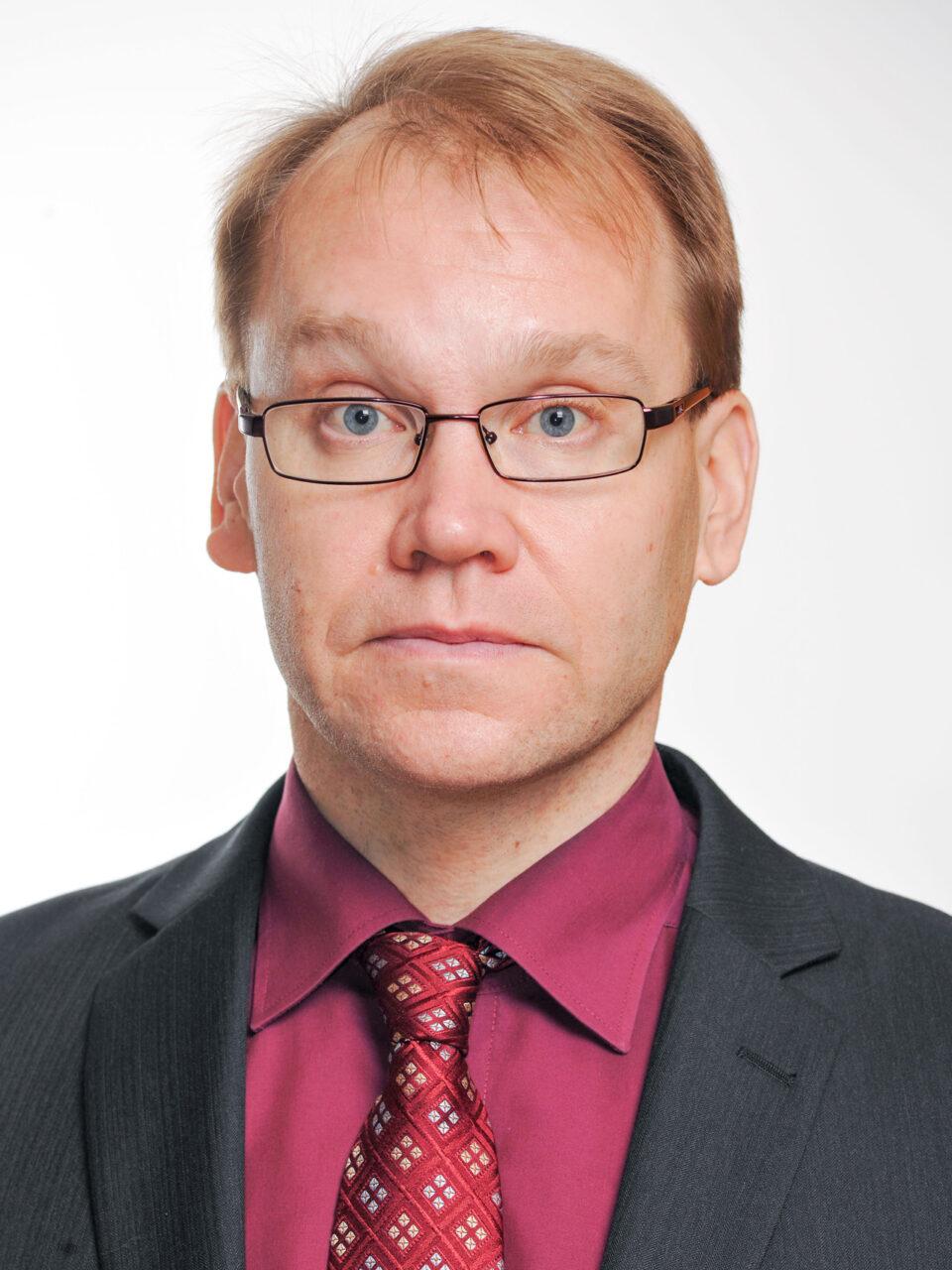 sopimustoiminnan asiantuntija Hannu Moilanen