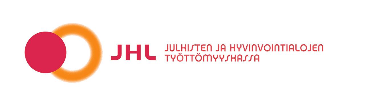 JHL-työttömyyskassan logo