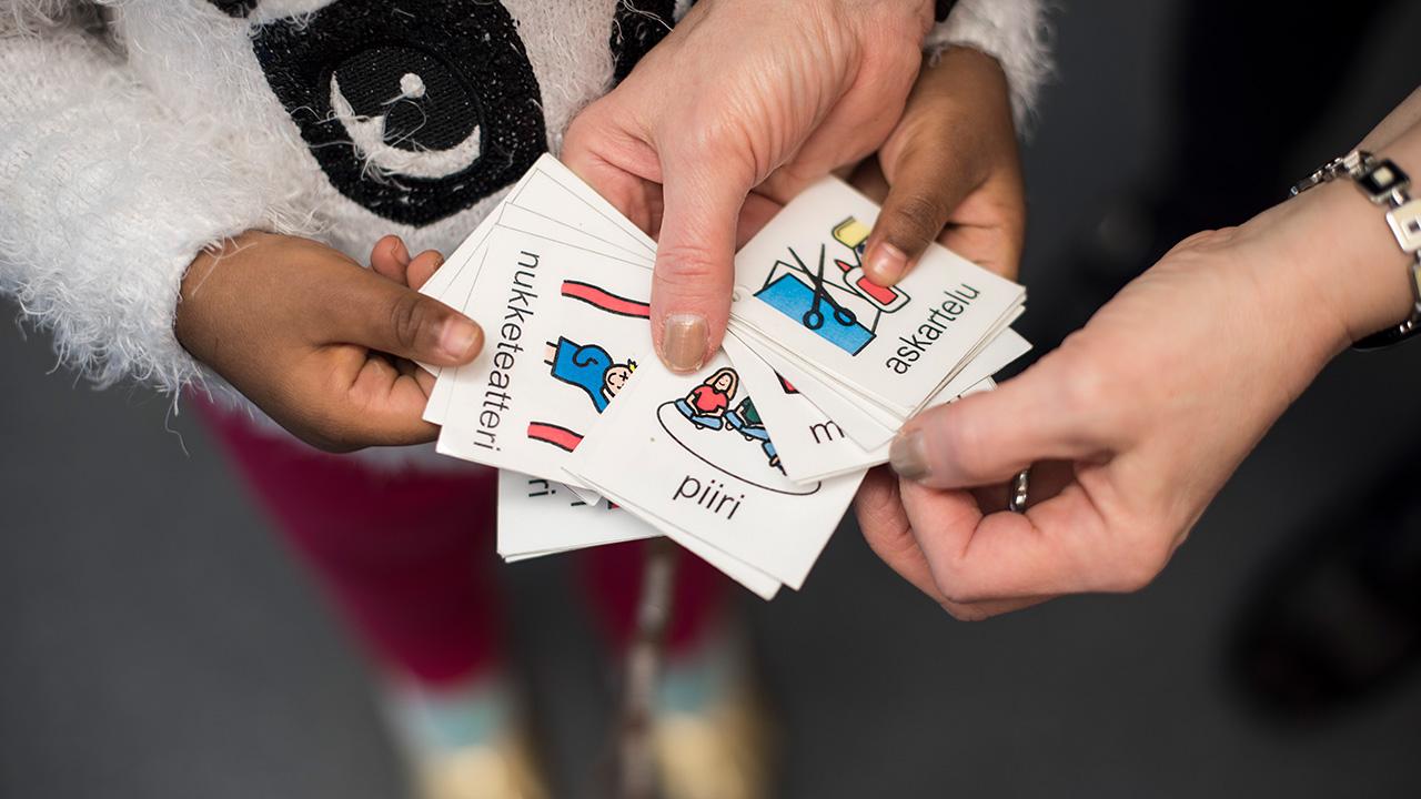 lasten pelikortit