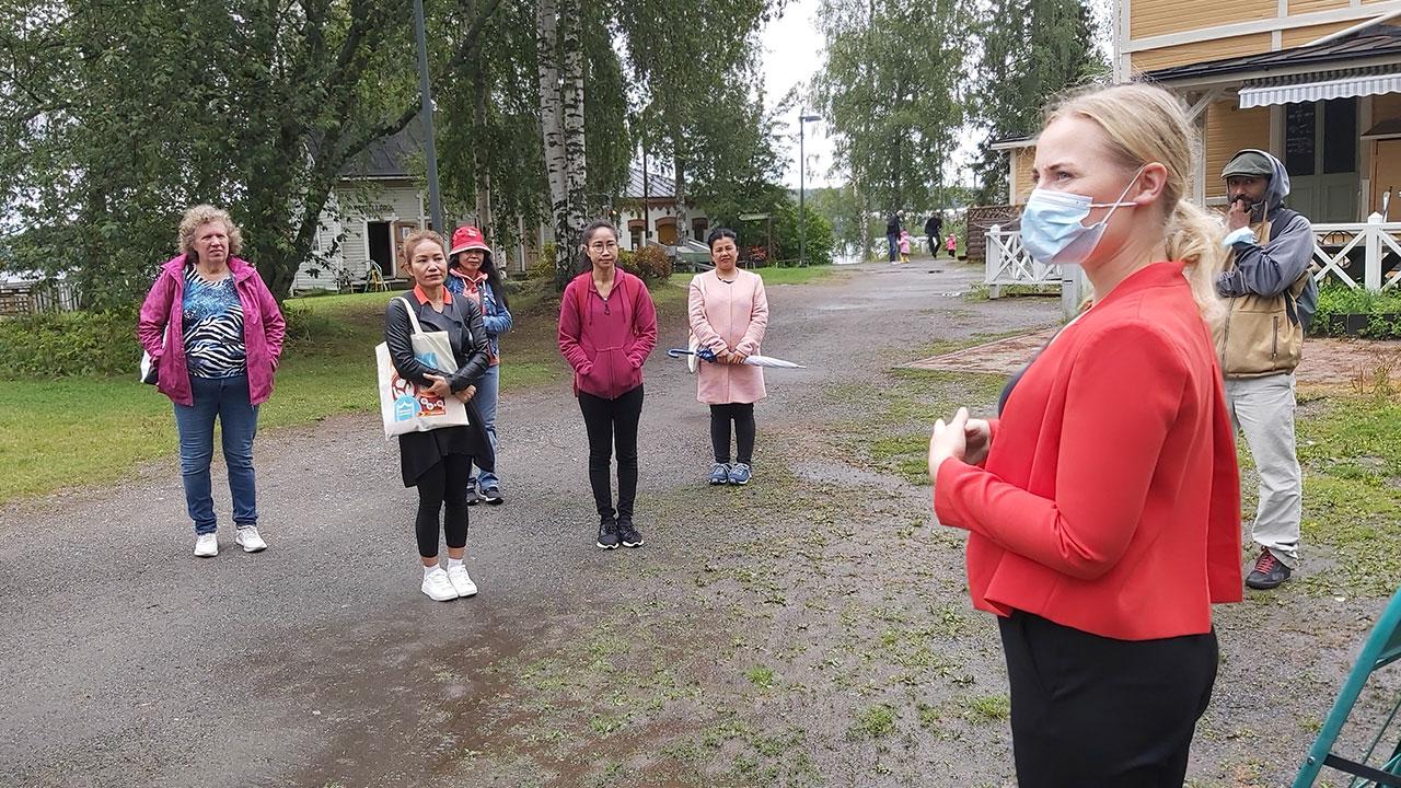 Ulkokuva Viikinsaaresta